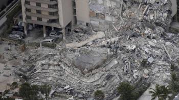 51 مفقودا بعد كارثة ميامي