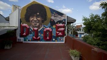 تحويل منزل مارادونا إلى نصب تذكاري في الأرجنتين