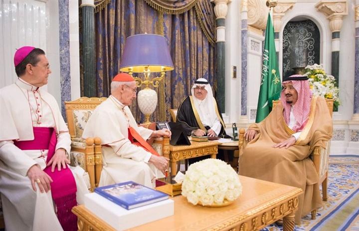 عاجل : السعودية توافق للفاتيكان على بناء الكنائس image.php?token=6ec6