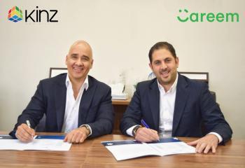 شراكة استراتيجية بين كريم وكنز لتعزيز خدمة الخرائط