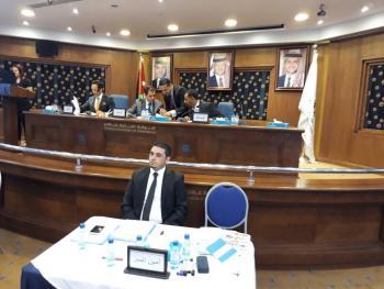 مجلس محافظة العاصمة ينتخب اللجان ويشرع في الموازنة