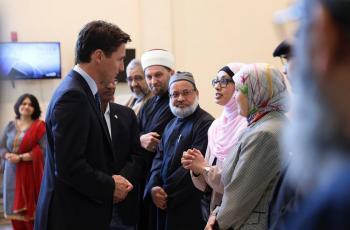رئيس الوزراء الكندي يهنئ مسلمي العالم بعيد الأضحى المبارك