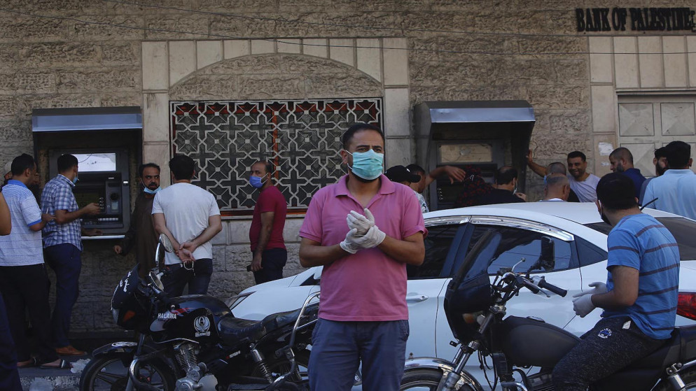 5 وفيات و452 إصابة بالفيروس في الأراضي الفلسطينية