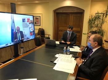 الصفدي: الأردن سيبقى ملتزمًا بالعمل متعدد الأطراف