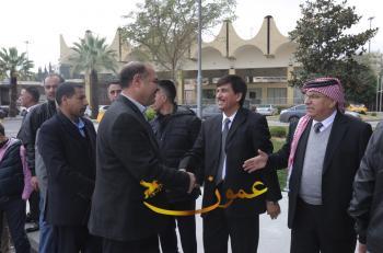كريشان يولم بمناسبة زفاف ولده محمود