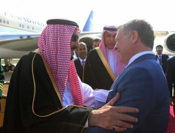 أغنية سعودية جديدة بمناسبة زيارة الملك سلمان للأردن