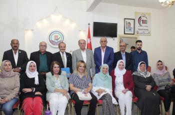 أمسية شعرية مشتركة لمنتدى الرمثا الثقافي ومنتدى البيت العربي الثقافي