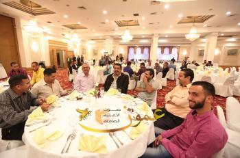 زيوت جو بترول تقيم حفل افطار رمضاني