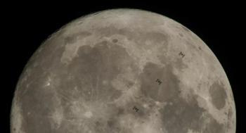 دراسة تكشف أطول وقت يمكن للبشر أن يقضوه على القمر
