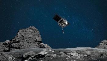 ناسا تنجح في إنقاذ عينات كويكب بينو