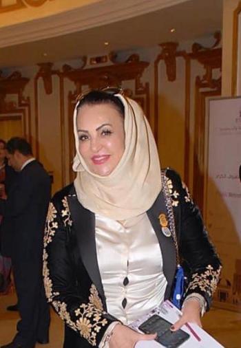 الدكتورة دياب رئيساً لمجلس سيدات الأعمال
