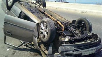 وفاة مواطن بحادث سير على الصحراوي
