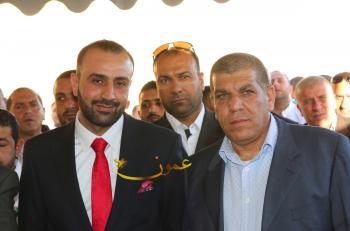 جاهة عشيرة العربيات وآل خرفان
