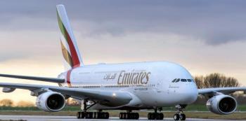 وصول طائرة إماراتية إلى مطار بيروت