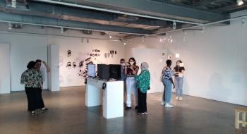 افتتاح معرض تقارب عن بعد في المتحف الوطني للفنون الجميلة