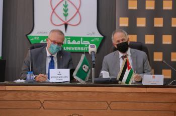 أورنج الأردن تجدد شراكتها الاستراتيجية مع جامعة اليرموك