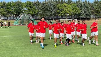 جدول مواعيد مباريات منتخبي مصر والسعودية في أولمبياد طوكيو