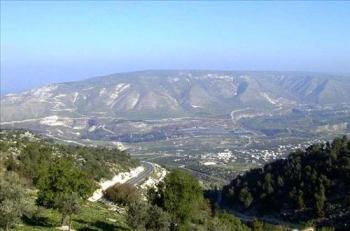مشروع نظام تأجير الوحدات الزراعية والأراضي في وادي الأردن