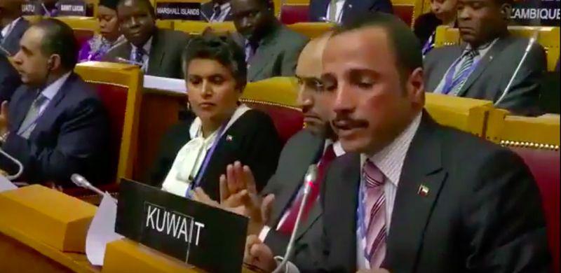 العمل الإسلامي يثمن موقف رئيس برلمان الكويت تجاه الكيان الصهيوني