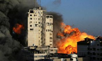 6 الاف وحدة سكنية تضررت جراء العدوان على غزة و100 برج ومبنى سكني دمر بالكامل
