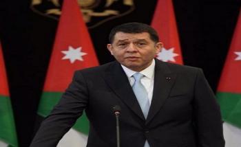 محمود يهنئ وزير العمل استيتية