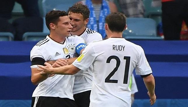 المنتخب الالماني بطلا لكأس القارات