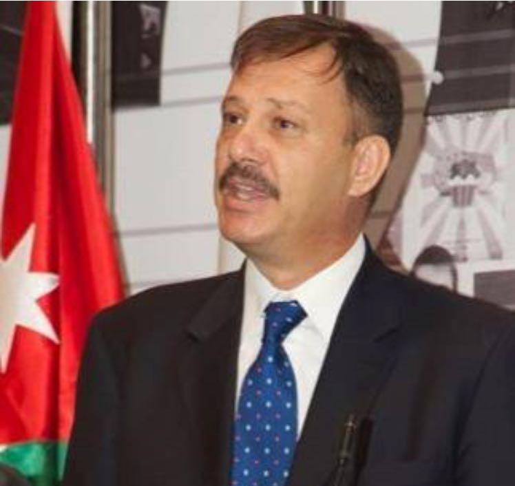 الدكتور عبدالله الزعبي