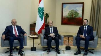 الرئيس اللبناني يكلّف سعد الحريري بتأليف حكومة جديدة