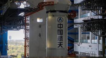 الصين تستعد لإطلاق مركبة الشحن الفضائية تيانتشو-2