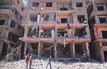 متحدث باسم إردوغان: قوات أمريكية أردنية في درعا