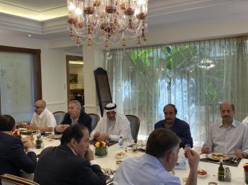 السفير السعودي: مسارات رسمية وغير رسمية تصب في مصلحة المملكتين