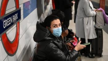 الصحة البريطانية : 21 وفاة و 3395 إصابة جديدة بكورونا