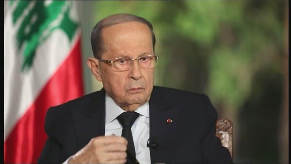 عون يدعو النواب اللبنانيين لتسمية رئيس حكومة