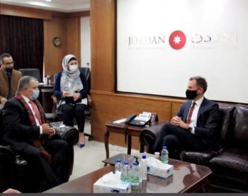 القطامين: الأردن يتميز بموارده البشرية