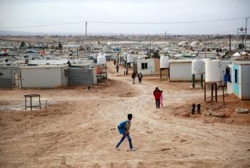 %16.7 فقط من اللاجئين في الأردن يعيشون بمخيمات