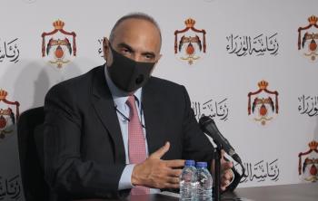 الخصاونة لوزير الخارجية الكويتي: تحديات الأمة تتطلب تضافر الجهود