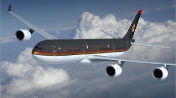 طائرة للملكية تحول اتجاهها وتهبط اضطراريا لإسعاف مسافر