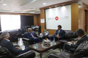 الشركات الهندية مهتمة بالاستثمار في الأردن