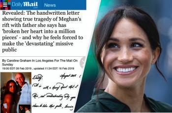 لانتهاك الخصوصية ..  تعويض كبير لزوجة الأمير هاري من صحيفة