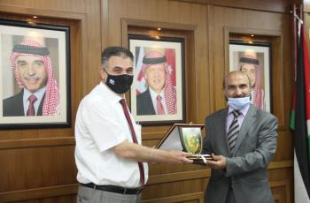 رابطة علماء الأردن: نقدر عاليا دور جامعة البلقاء التطبيقية