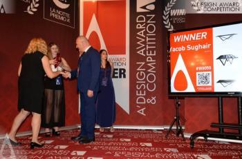 المصمم يعقوب الصغير يحصد جائزة الفضية  2017 A' Design Award