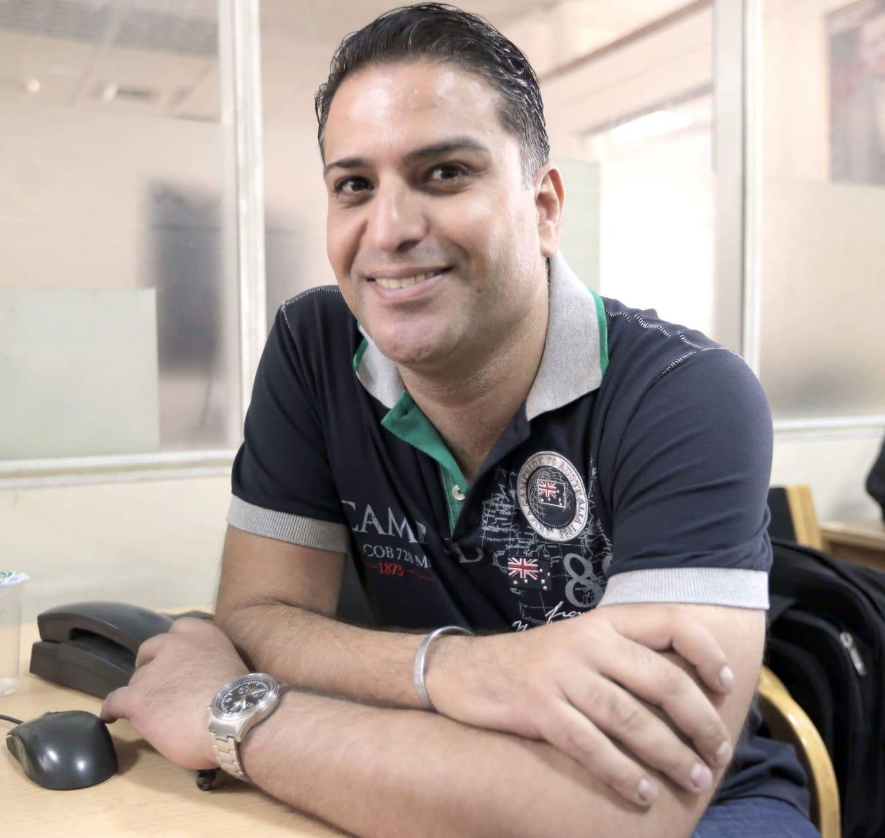خالد سامح