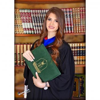 الدكتورة رند الخصاونة .. مبارك التخرج
