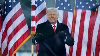 ترامب يلمح إلى احتمال ترشحه للانتخابات المقبلة