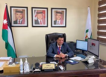 الدكتور حمزة الدباس ..  مبارك