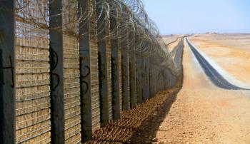 فجوة في السياج ..  اسرائيل تتقصى أثر عملية تسلل من الأردن