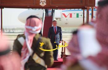 الملك على رأس مستقبلي الزعماء العرب لقمة البحر الميت (فيديو،صور)