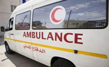 10 اصابات بحادث تصادم على طريق الزرقاء_ جرش