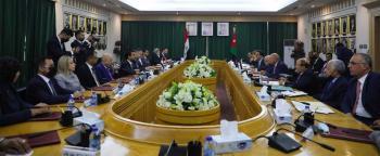 الفايز عن القمة الثلاثية: خطوة متقدمة في إطار تعزيز العمل العربي