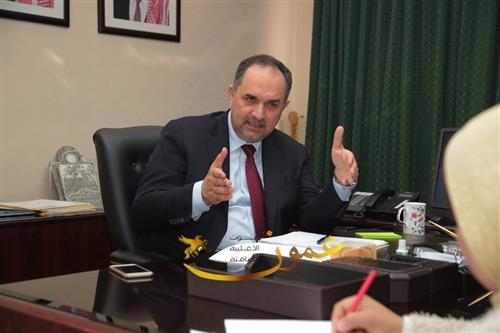 المحامي الدكتور بسام التلهوني